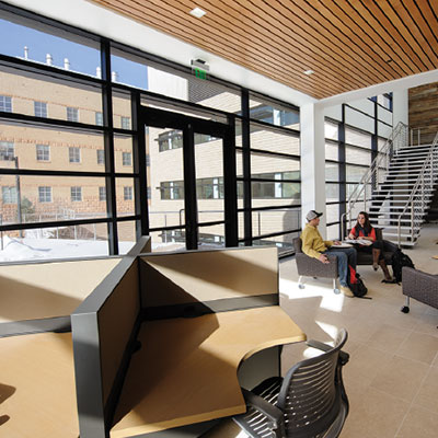 Image of the Energy Innovation Center in Laramie, WY