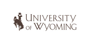 Logo image for the University of Wyoming