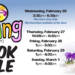 Spring Book Sale at the  Albany County Public Library