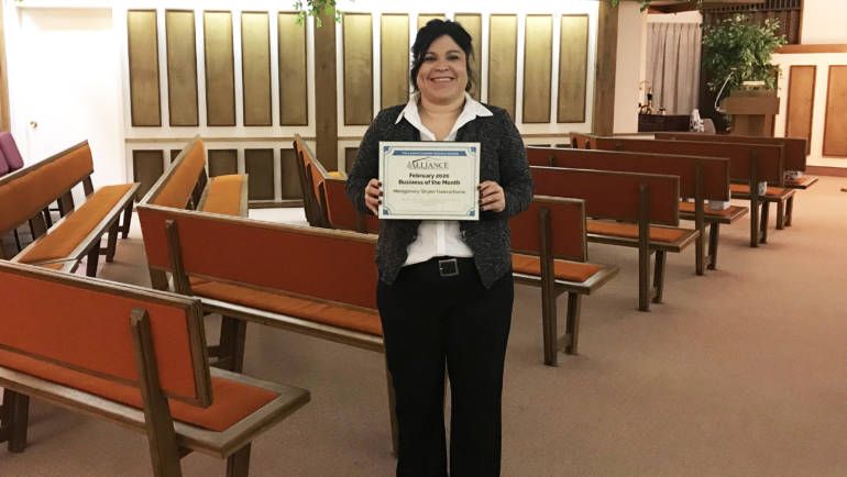 February 2020 Business of the Month: Montgomery-Stryker Funeral Home