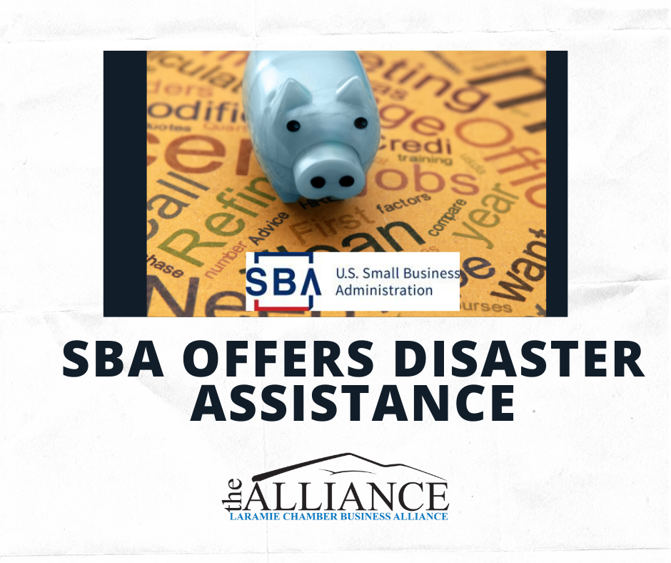 SBA Offers Disaster Assistance to Colorado Small Businesses Economically Impacted by the Coronavirus (COVID-19)