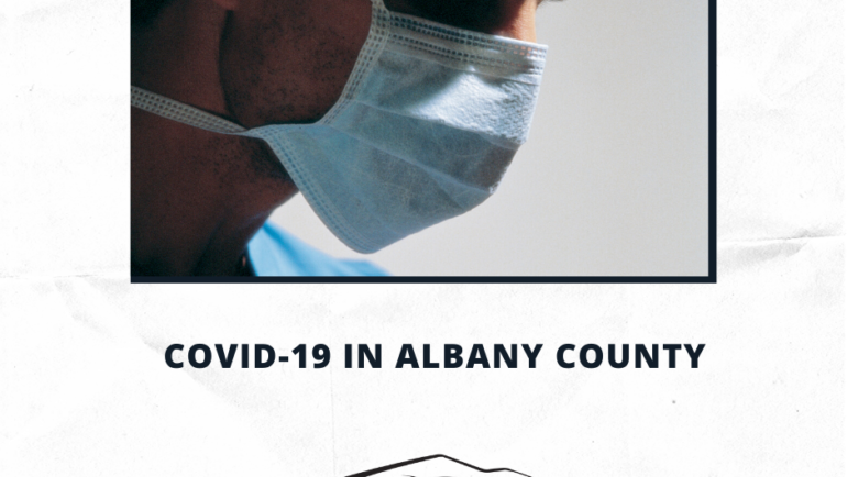 Covid-19 in Albany County