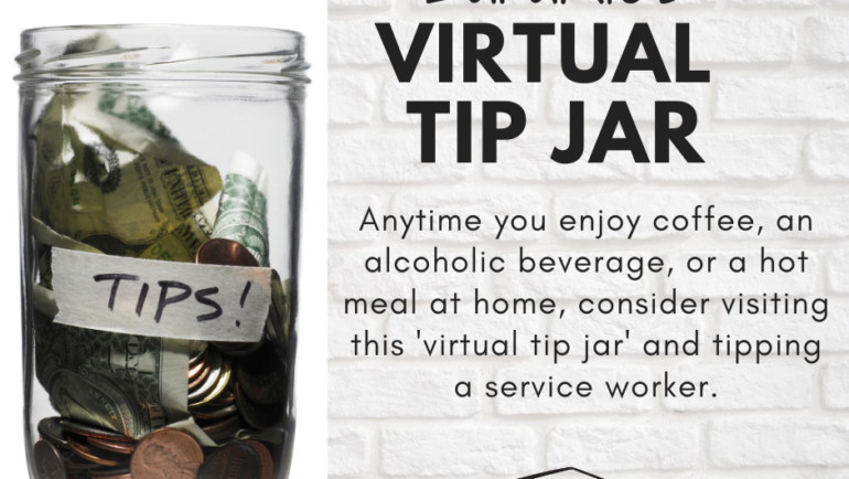 Laramie's Virtual Tip Jar