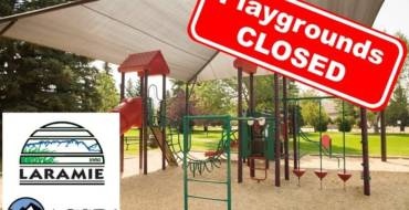 City of Laramie & Albany County School District Playground Closures Due to COVID-19