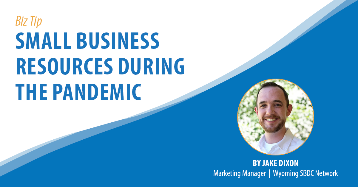 Small Business Resources During the Pandemic